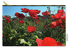 Poppies. Carry-all Pouch