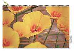 Poppies On Mount Lemmon Carry-all Pouch