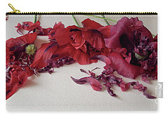 Poppies Petals Carry-all Pouch