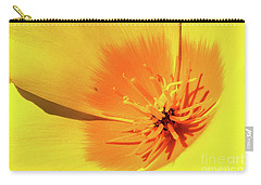 Poppy Impact Carry-all Pouch