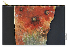 Poppy Impressions Carry-all Pouch