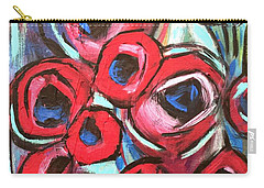 Poppy Love 1 Carry-all Pouch
