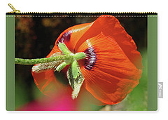 Poppy Magic - Images From The Garden Carry-all Pouch