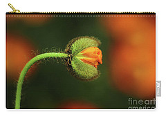 Poppy Ready To Burst Carry-all Pouch