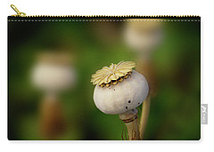 Poppy Seed Pod - 365-147 Carry-all Pouch