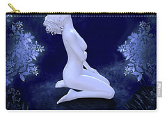 Porcelain Moon Carry-all Pouch