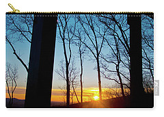 Porch Sunset Carry-all Pouch
