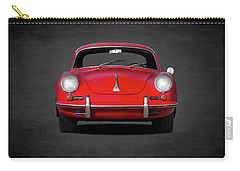 Vintage Cars Carry-all Pouches