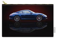 Porsche 911 Carrera - Blue Carry-all Pouch