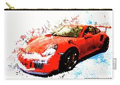 Porsche 911 Gts Carry-all Pouch
