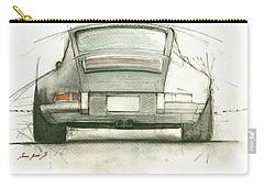 Porsche 911 Rs Carry-all Pouch