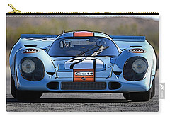 Porsche 917 Shorttail Carry-all Pouch by Thomas M Pikolin