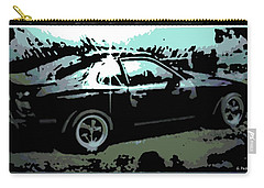 Porsche 944 Carry-all Pouch by George Pedro