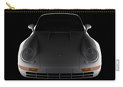 Porsche 959 - Front View Carry-all Pouch