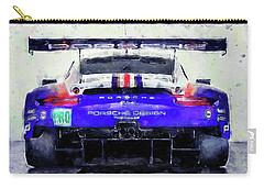 Porsche Rsr Le Mans 2018 - 02 Carry-all Pouch