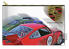 Porsche Trio Carry-all Pouch
