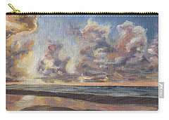 Port Aransas Sunrise Carry-all Pouch