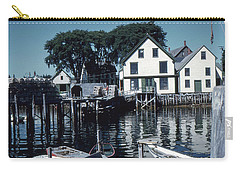 Port Clyde Maine Carry-all Pouch