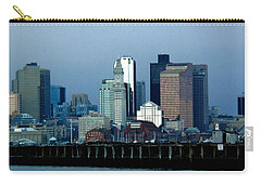 Port Of Boston Carry-all Pouch