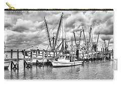 Port Royal Docks Carry-all Pouch by Scott Hansen