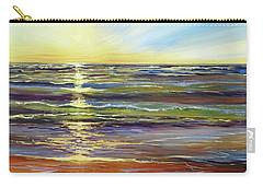 Port Sheldon Carry-all Pouch by Sandra Strohschein