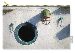Portal To The Sea, Fine Art Print Carry-all Pouch