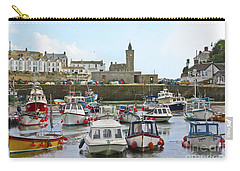 Porthleven Inner Harbour Carry-all Pouch