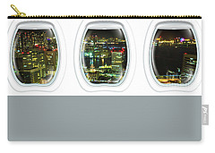 Porthole Frame On Tokyo Bay Area Carry-all Pouch
