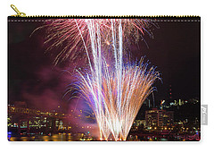 Portland 4th Of July Fireworks Carry-all Pouch