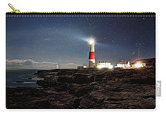 Portland Bill Lighthouse Uk Carry-all Pouch