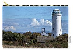 Portland Bird Observatory Carry-all Pouch by Stephen Melia