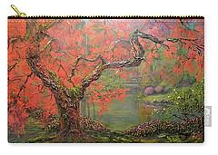 Portland Garden  Carry-all Pouch