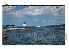 Portland Harbor, Maine Carry-all Pouch