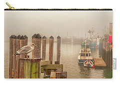 Portland Harbor Morning Carry-all Pouch