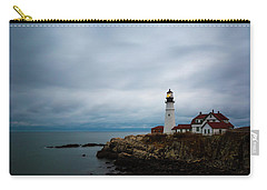 Portland Head Light 2 Carry-all Pouch