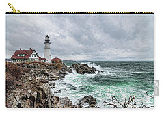 Portland Head Light Nor'easter Carry-all Pouch