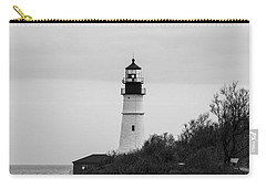 Portland Head Light Carry-all Pouch by Trace Kittrell