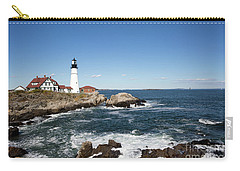 Portland Head Lighthouse Maine Carry-all Pouch