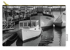 Carry-all Pouch featuring the photograph Portland, Maine  by Trace Kittrell