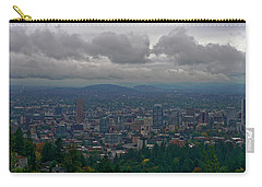 Portland Overlook Carry-all Pouch by Jonathan Davison