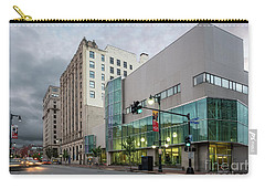 Portland Public Library, Portland, Maine #134785-87 Carry-all Pouch