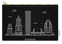 Skyline Carry-all Pouches