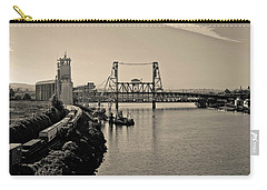 Portland Steel Bridge Carry-all Pouch