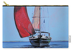 Portobello Belle Carry-all Pouch by Trina Teele