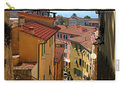 Portoferraio Elba Carry-all Pouch
