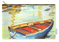 Portofino Passage Carry-all Pouch by Rae Andrews