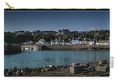 Portpatrick Harbour And Lighthouse Carry-all Pouch