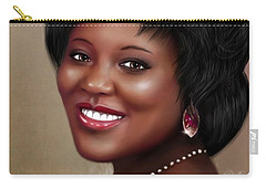Portrait Commision  Carry-all Pouch