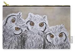 Portrait De Famille Carry-all Pouch