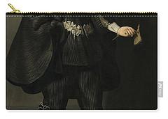 Portrait De Marten Soolmans, 1634 Carry-all Pouch